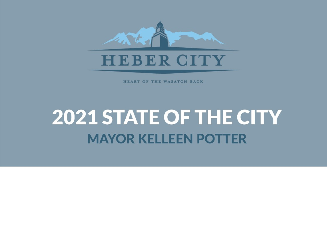 State of the City Address 3-10-2021