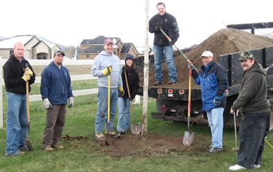 Tree Advisory Board Volunteers